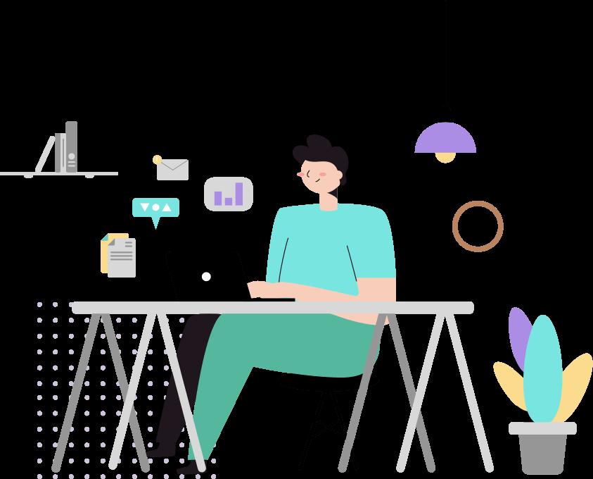 Construye tus habilidades profesionales con apoyo de expertos en cualquier momento y en cualquier lugar.